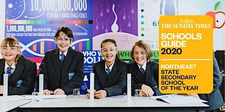 Teesdale School Year 6 Open Evening tickets