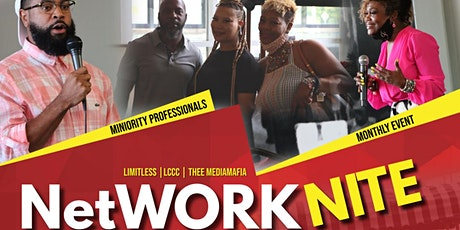 NetWORK Nite @ LCCC tickets