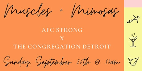 Muscles and Mimosas @ The Congregation Detroit tickets