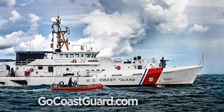 U.S. Coast Guard Recruiting Office Fresno Townhall tickets