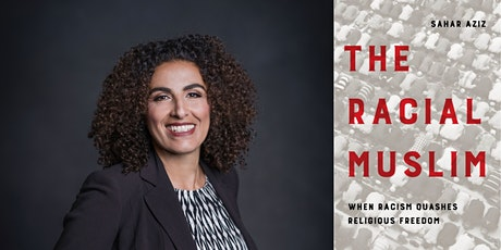 The Racial Muslim: When Racism Quashes Religious Freedom tickets