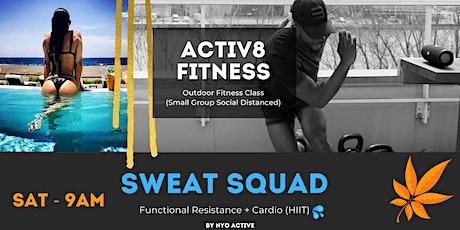 Sweat Squad tickets