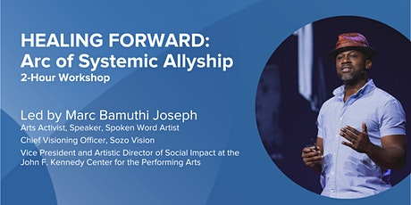 Healing Forward: Arc of Systemic Allyship 2-Hour Workshop tickets