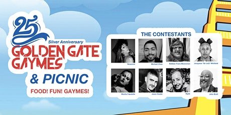 The 25th Anniversary Golden Gate Gaymes & Picnic tickets