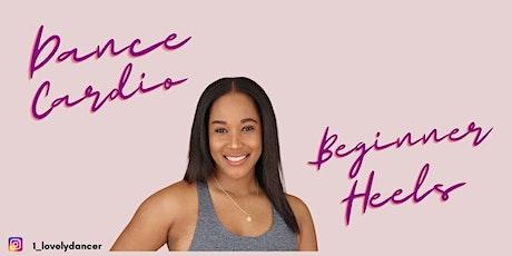 September 1Lovelydancer  Beginner Heels Class tickets