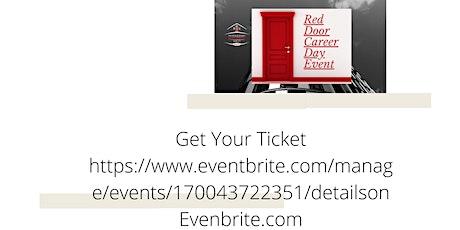 Red Door Career Day in September tickets