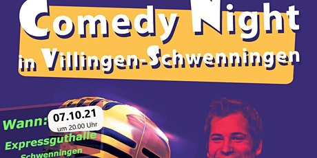 Comedy Night in Villingen-Schwenningen Tickets