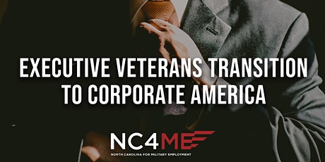Executive Veterans Transition to Corporate America tickets