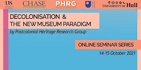 The New Museum Paradigm Seminar Series tickets