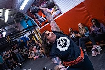 Strongman/Strongwoman Workshop tickets