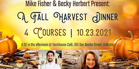 Fall Harvest Dinner tickets