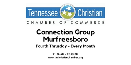 Christian Connection Group - Murfreesboro tickets