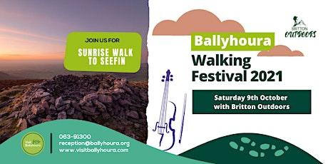 Sunrise Walk to Seefin - Ballyhoura Walking Festival 2021 tickets
