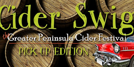 8th Annual CIDER SWIG: Pick-Up Edition tickets