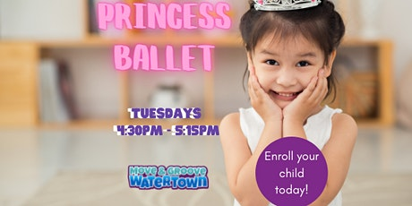 Princess Ballet Dance Class tickets
