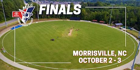 Minor League Cricket - Finals Weekend Celebration tickets