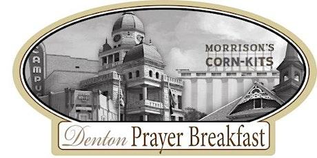 Denton Business Community Prayer Breakfast tickets