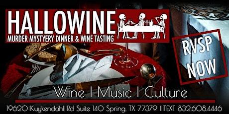 Halloween Themed Murder Mystery Dinner & Wine Tasting | HalloWINE tickets