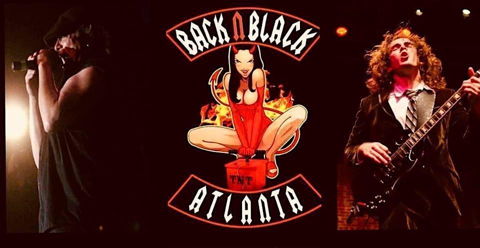 AC/DC Tribute – Back N Black | SPECIAL ENCORE PERFORMANCE!