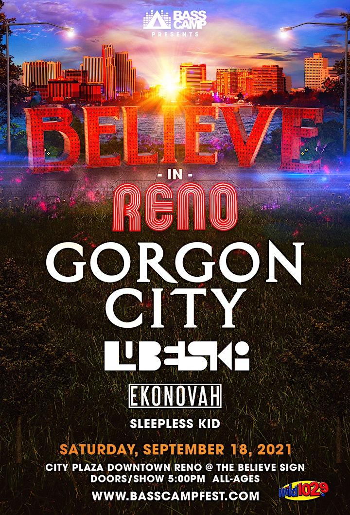 Believe In Reno ft Gorgon City image