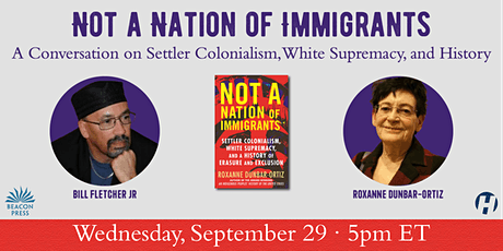 Not a Nation of Immigrants tickets