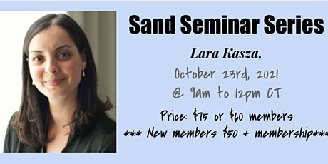 Sand Seminar Series: Female Archetypes Energies in the Sand tickets
