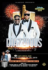 DjazzDous 2nd Year Anniversary Party tickets
