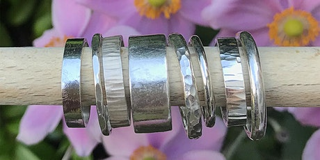 Beginner's silversmithing: Make a silver ring tickets