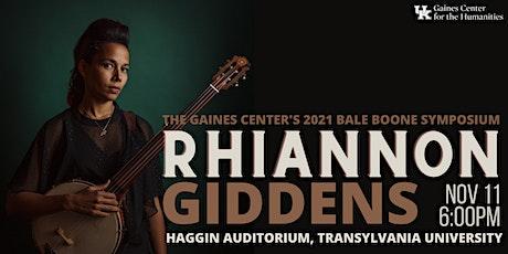 Rhiannon Giddens tickets