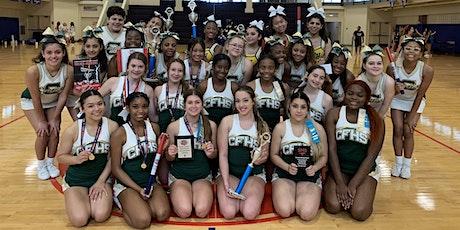 Cy Falls High School Cheer Clinic tickets