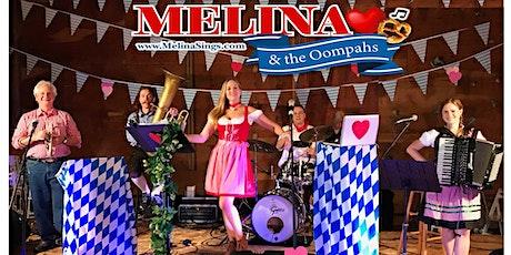 Oktoberfest with Melina & the Oompahs at the Sandbox tickets