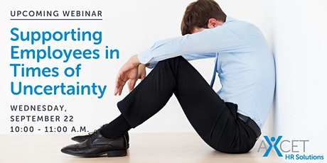 Supporting Employees in Times of Uncertainty: Coping with COVID-19 at  Work tickets