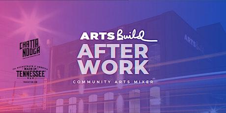ArtsBuild AfterWork Presents: Visuals for the Voiceless Art Exhibition tickets