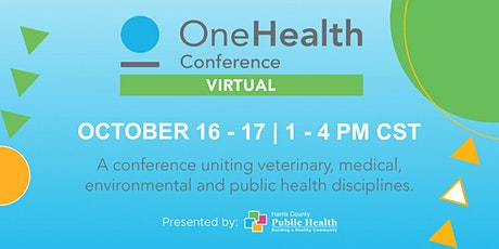 One Health Conference 2021 tickets