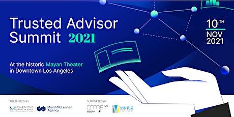Trusted Advisor Summit 2021 entradas