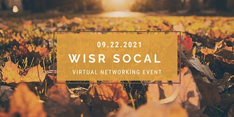WISR SoCal Networking Event tickets
