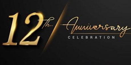 12th Year Pastoral Anniversary tickets