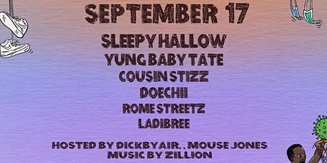 Sleepy Hallow, Yung Baby Tate + more tickets