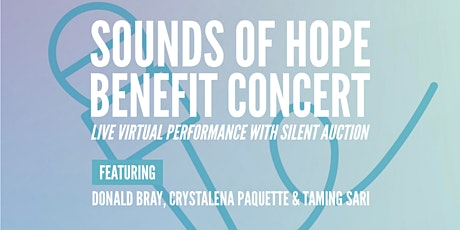 'Sounds of Hope' Benefit Concert tickets