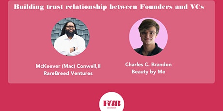 Fab Los Angeles: building trust relationships between Founders and VCs tickets