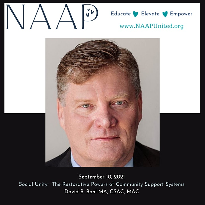 National Association of Adoptees and Parents Annua image