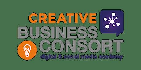 Digital Creative & Video Marketing LIVE (Online Workshop) billets