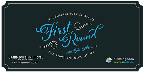 First Round with Grand Bohemian Hotel Mountain Brook tickets