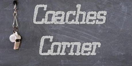 National Coaches Week Coaches Corner Lunch and Learn with Dr. David Cox tickets