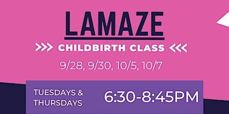 Lamaze Childbirth Preparation tickets