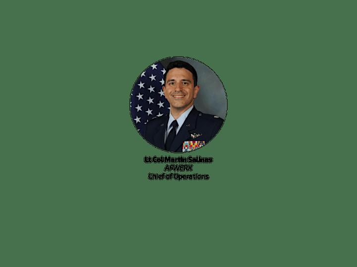 Intro to Defense Innovation & AMA feat. Lt Col Martin Salinas image