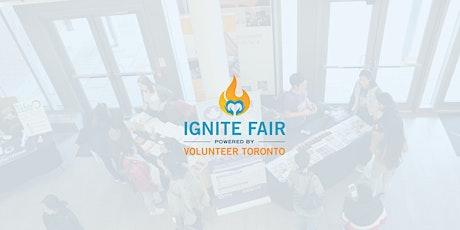 Virtual Ignite Fair powered by Volunteer Toronto billets