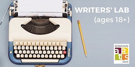 Writers' Lab (ages 18+) tickets