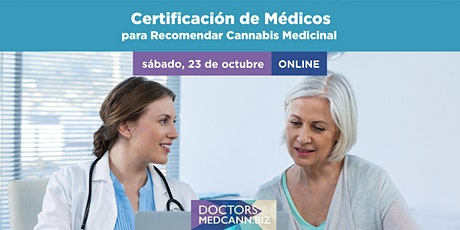 Certificación de Medicos para recomendar Cannabis Medicinal entradas