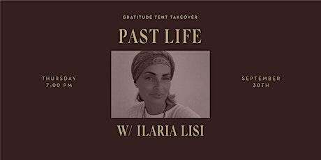 PAST LIFE with Ilaria Lisi boletos